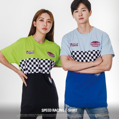 [S11021] SPEED RACING T-SHIRT