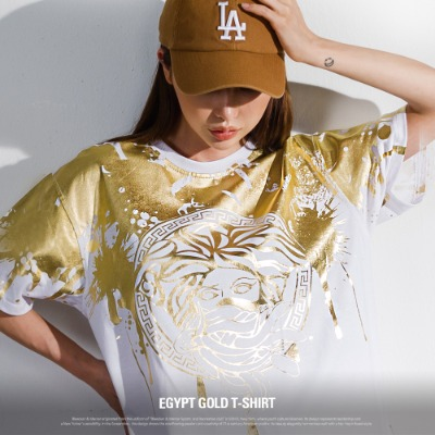 [S11729] EGYPT GOLD T-SHIRT