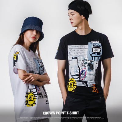 [S11029] CROWN POINT T-SHIRT