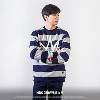 [F11963] KING CROWN M to M