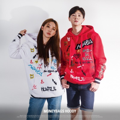 [F11866] MONEYBAGS HOODY